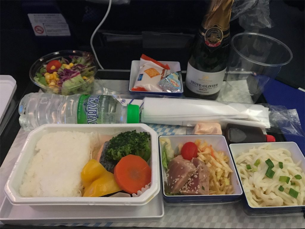 inflight meal ANA