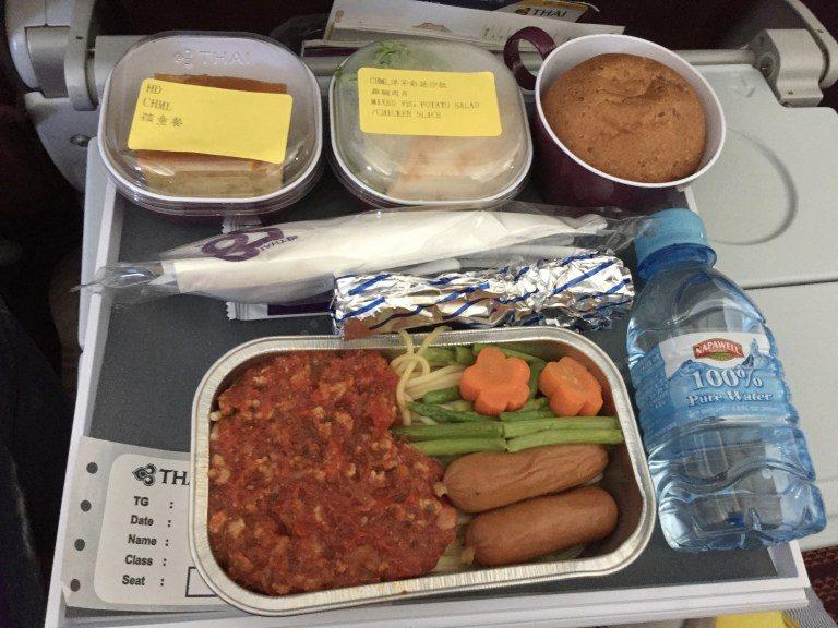 機内食 子供食 チャイルドミール