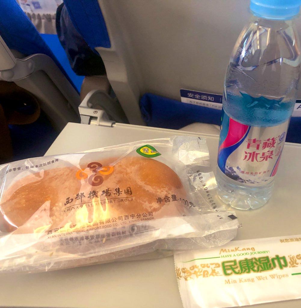 東航機内食